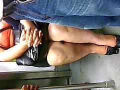 piernas peludas
