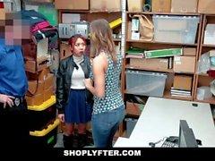 ShopLyfter - Sıcak Asya Anne ve Kızı Cum Duş