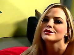 Handjob from Alexis Texas
