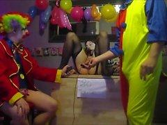 Videor Cam4 2 för clowner Pain När OhMiBod Tysk Camgirl Kikrak