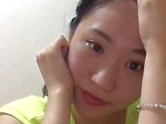 Asian Teen Périscope Downblouse Seins