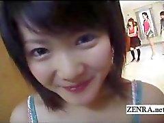 Cumshots kohtauksia Japanin amatööri POV CFNM blowjobs