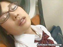 Di sonno Giovani Donne molestate nel pubblico