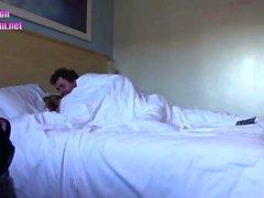 Travelodge hotel hidden cam mature wife