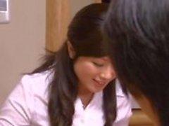 Princesa japonesa e dedo extrema