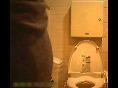 Frauen-Toilette im Kaufhaus