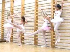 Bailarina de Violación en grupo