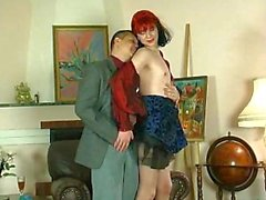 Simatra Vintage redhair For A Big Cock Daddy *