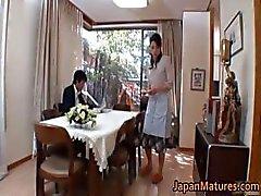 Geile japanse mature babes zuigen part4