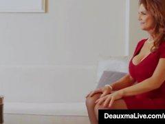 Otel Azgın Cougar Babe Deuxma'dan meali Oda Servisi Adam!