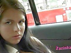 Itsetyydytys taksissa