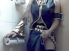 Japan cosplay cross dresse35