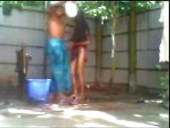 Bangladeshin poikaa n tytön Vitun Ulkoilu Herätyspalvelu
