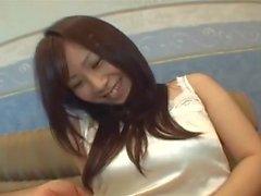 Japón chica Saki