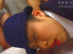 il bukkake giapponesi uncensored
