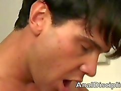 Rough Anal Experience for the dudes ass