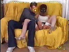 Coppia italiana di Prima Voltiano in video coppia italiana che primo Qualsiasi volta da tubo72
