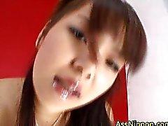 Super kuuma Aasian tyttö