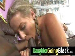 Daughter Fuck A Huge Black Cock 7