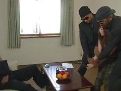 Svarta förhörs torterade en japansk kvinnlig spion 3