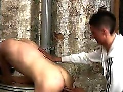 Porno Homosexuell Blowjob Film gerade Bondage ist er gut vorbereitet t