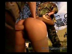 Армия Групповой секс