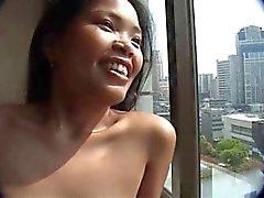 Тайского девушкой Вьетнаме выебанная по Хороший