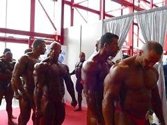 Anticipato - giudicando del backstage - dell'Arnold Classic 2,014 mila