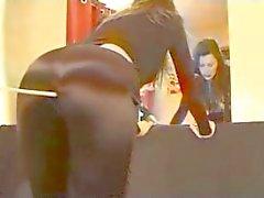 Teutoonse gespiegelde kamer caning