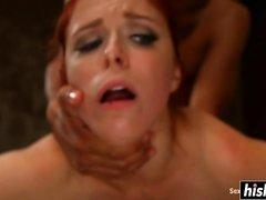 Penny Pax получает шлепала и трахал