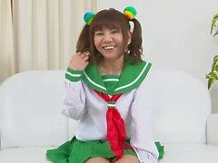 Giapponese - Codino teenager che di Cutie Rasate