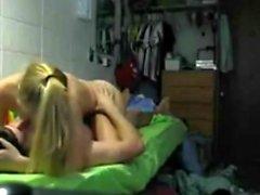 Curvy Blonde Slut - Watch Part 2 On SluttyTeenCam. com