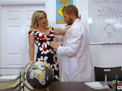 Cory Chase - Robot di Sex Dolled Step Mom