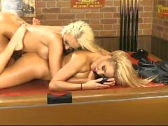 Lucy Summers and Dannii Harwood 21.02.2015