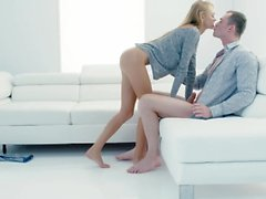 TheWhiteBoxxx - Foda erótica apaixonada com glamourosa loira ucraniana