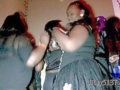 House Party! - BBW THOT Cop Upskirt Twerk 2