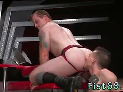 Bisexual gay fisting and free sex movie fist time Tatted bom