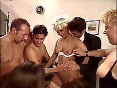 Hochzeits Orgie