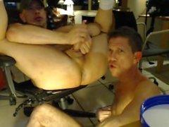 Cirque du so Homosexuell (weil Ficken in zwei Bürostühle nahm skillz)