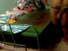 Amatör - Hint üçlü Bissexual MMF 2/2