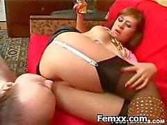 Kuuma Dominatrix Sexy Teasing