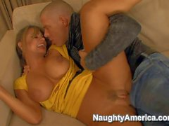 Gorgeous Busty Esperanza Gomez gets slammed by Mick Blue