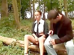 french schoolgirl needs deep anal
