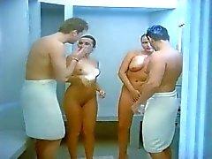 Monica Orsini and Katy Kash Group Sex