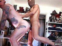Arab gay oral sex and cumshot