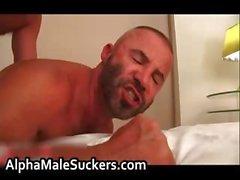Hommes homosexuels extrêmement chaud baise