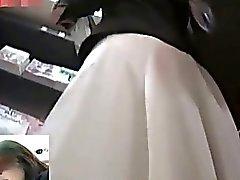 Japanin Upskirt kaksikymmentä