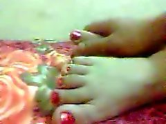piedi mia moglie arabica