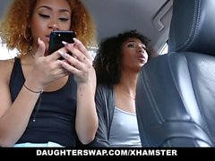 DaughterSwap - Hot Teen Daughters Fuck Their Way Out Of Trou
