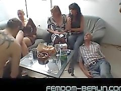 Lady Carmen First Time Domina